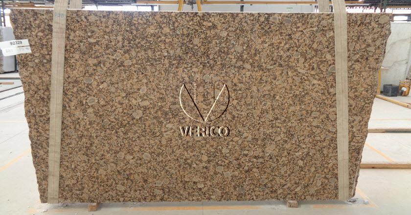 Granit brazylijski Giallo Fiorito
