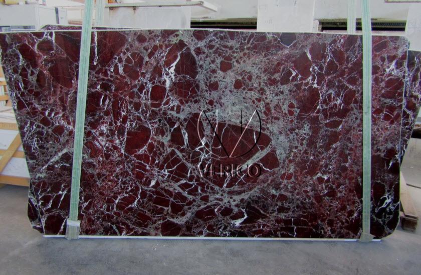 Turecki marmur Rosso levanto